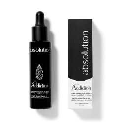 Addiction face oil
