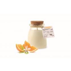 Bougie parfumée naturelle 30h - Fleur d'oranger