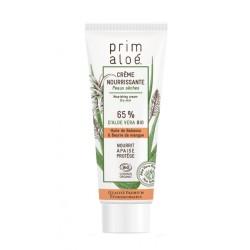 Crème visage nourrissante 65% Aloé vera