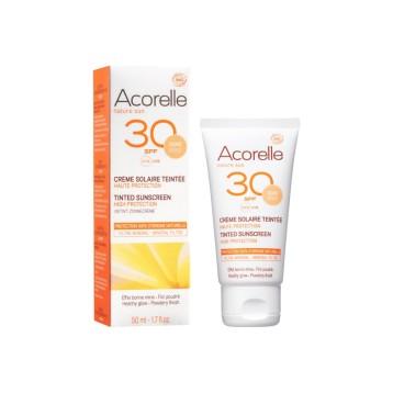 Crème solaire teintée claire - SPF30