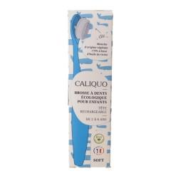 Brosse à dents rechargeable Enfants - Bleue