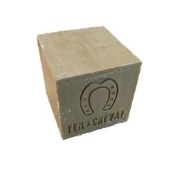 Cube de Savon de Marseille Pur olive 300g
