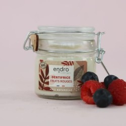 Dentifrice - Fruits rouges